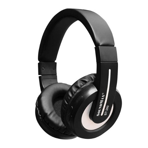 Tai Nghe Bluetooth Chup Tai Soundmax BT-200