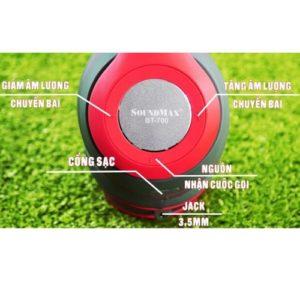 Wireless headphone Soundmax BT-700