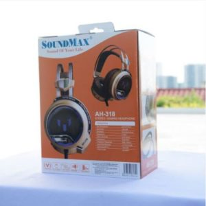 Headphone SoundMax AH 318