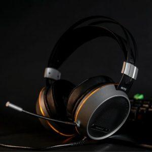 Tai Nghe Gaming 7.1 SoundMax AH713 Led