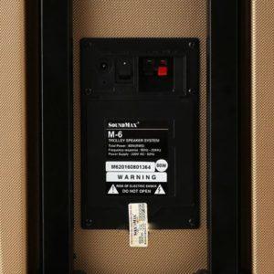 Speaker soundmax M6
