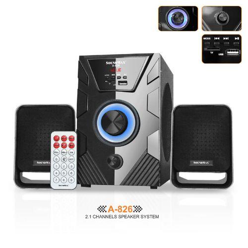 Loa SOUNDMAX A826/2.1