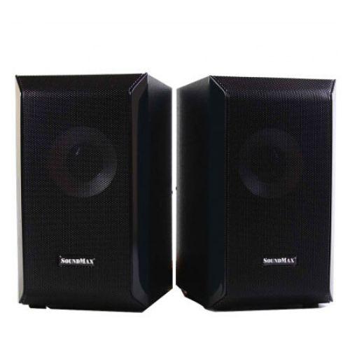 Loa Soundmax A2118 (2.1) 60W Bluetooth, USB