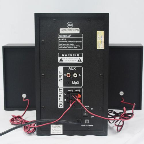 SoundMax A970 (2.1) bluetooth