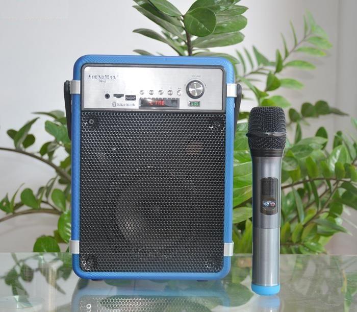 Loa bluetooth SoundMAX M2